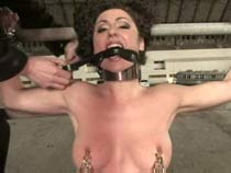 Torture of Peer royalty Donna