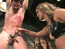 Female domination pain and humiliation
