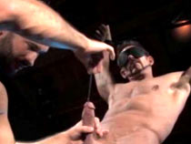 Fetish force Cock and ball..