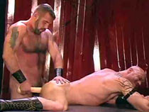 Fetish force gay video