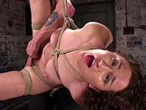 Breasts romp brutally