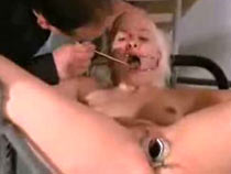 Lesbian protoscope pussy playing