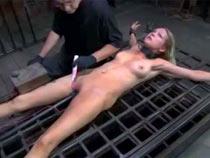 Torture of slave
