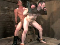 Group gay BDSM prizefight