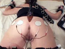 Painful electro test