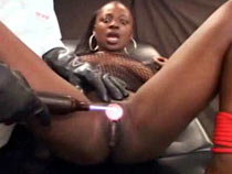 Black freak torture