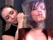 First lesbian BDSM experience