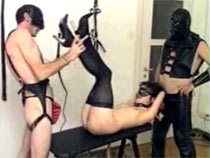 German amateur BDSM