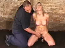 Emma gets chastisement