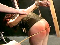 Spanking be fitting of transmitted to wife