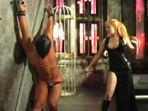 Mistress whipping submissive
