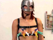 Slave on every side iron mask
